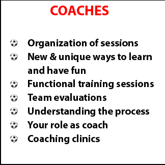 Click to find out more about our Youth Coach Education